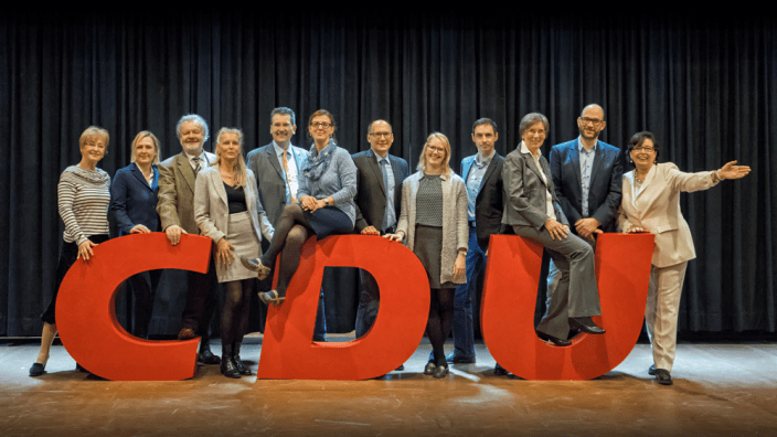 Unsere CDU Wahlkreiskandidaten