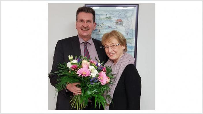 Andrea Linfoot neue CDU Fraktionsvorsitzende